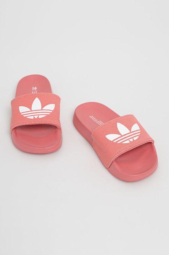 adidas Originals - Šľapky Adilette bledofialový