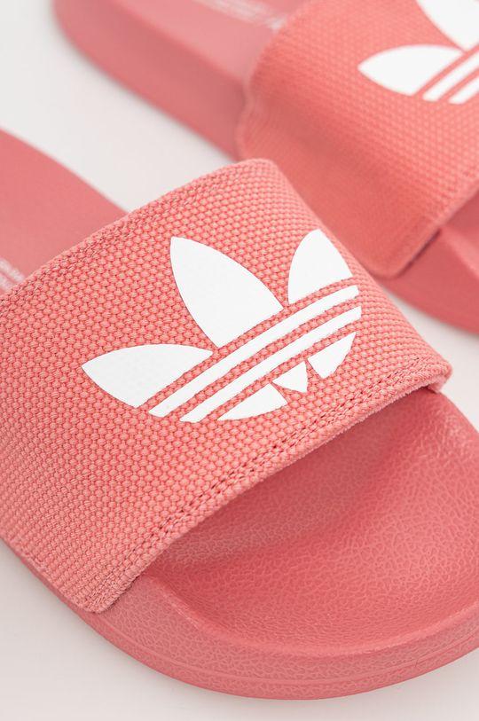 bledofialový adidas Originals - Šľapky Adilette