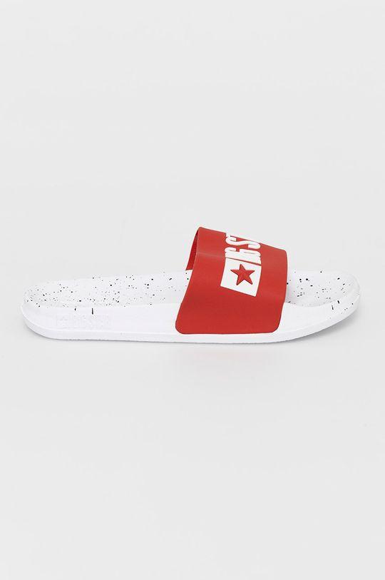 czerwony Big Star - Klapki Damski