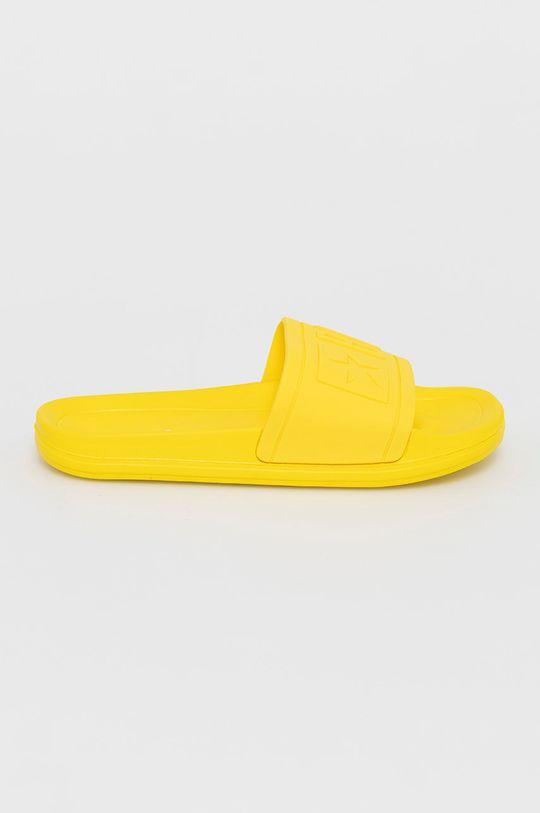 żółty Big Star - Klapki Damski