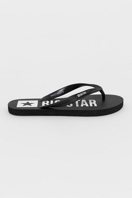 negru Big Star - Slapi De femei