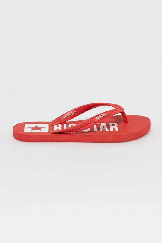 czerwony Big Star - Japonki Damski