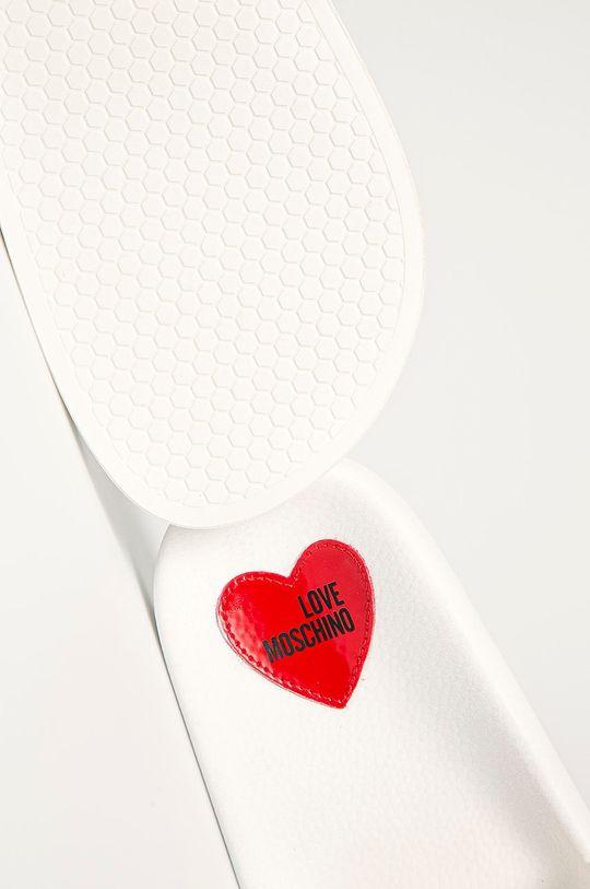 Love Moschino - Klapki 100 % Materiał syntetyczny