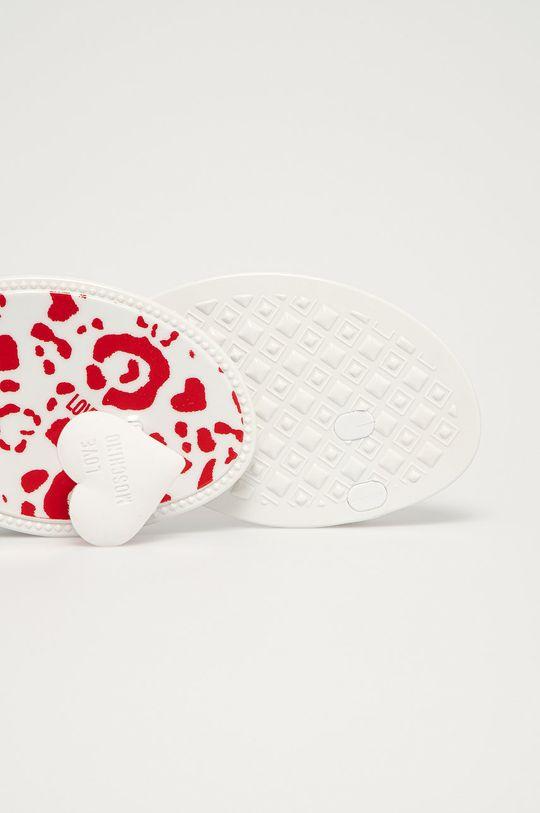 Love Moschino - Japonki Materiał syntetyczny