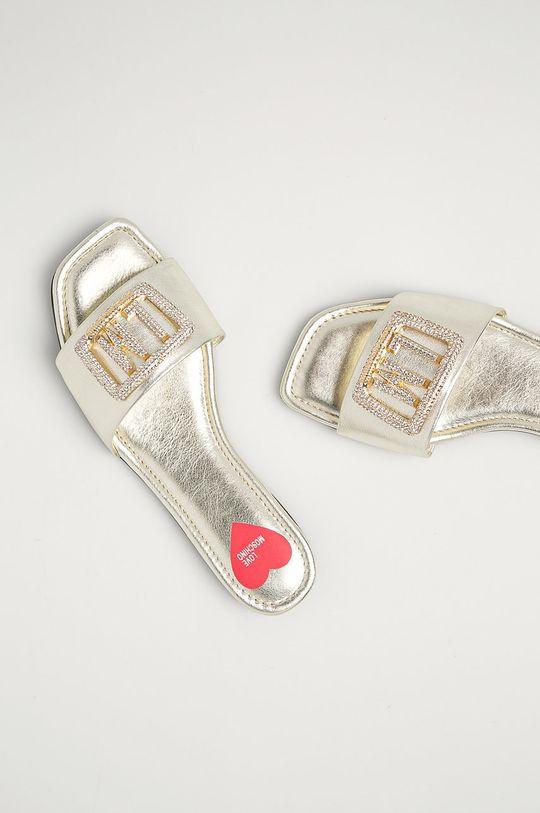 Love Moschino - Pantofle Dámský