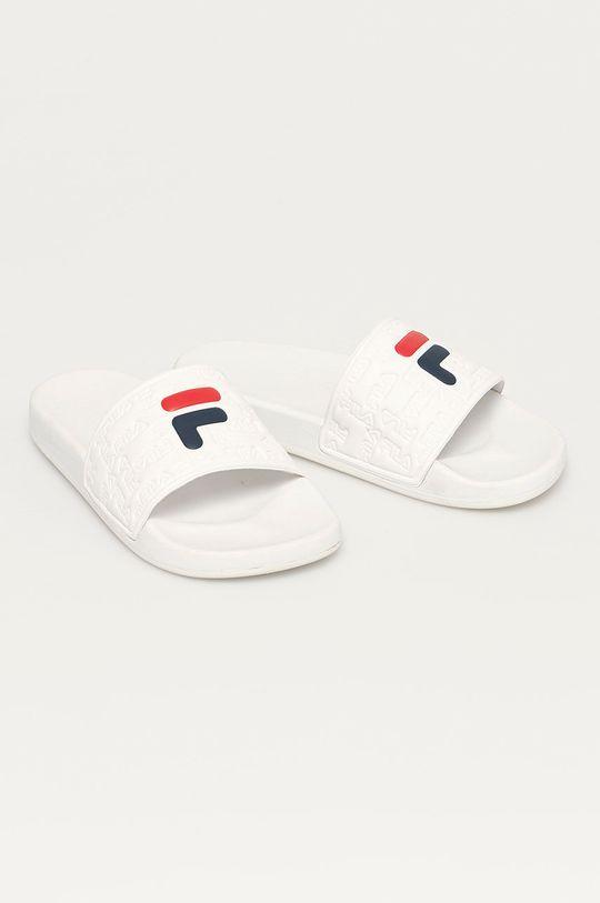 Fila - Pantofle bílá