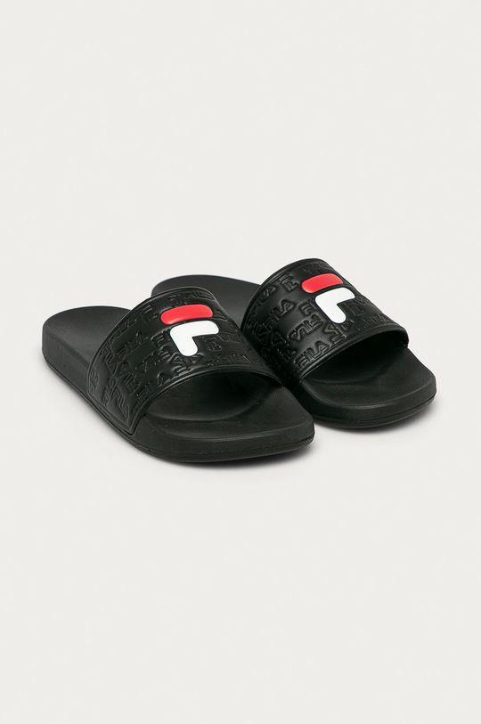 Fila - Klapki czarny
