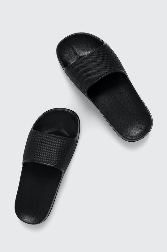 Coqui - Šľapky čierna
