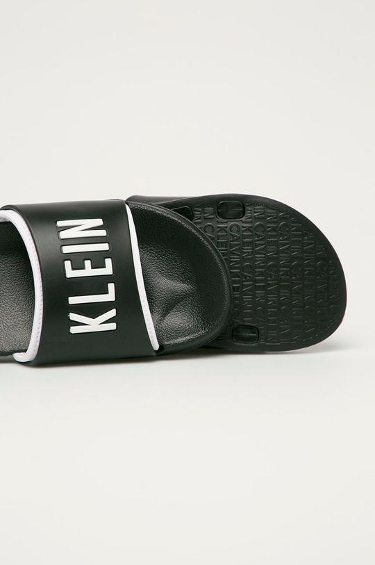 Calvin Klein Underwear - Papuci  Gamba: Material sintetic Interiorul: Material sintetic, Material textil Talpa: Material sintetic