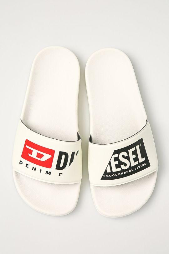 bílá Diesel - Pantofle
