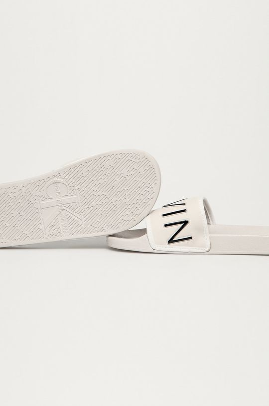 Calvin Klein Jeans - Pantofle  Umělá hmota