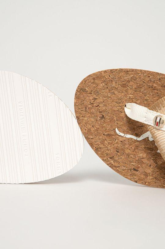 Tommy Hilfiger - В'єтнамки  Халяви: Текстильний матеріал Внутрішня частина: Синтетичний матеріал, Текстильний матеріал Підошва: Синтетичний матеріал