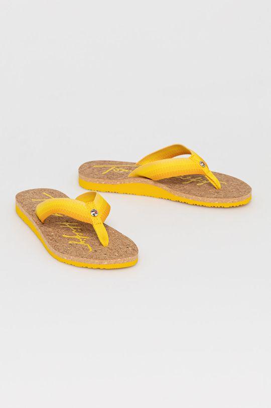 Tommy Hilfiger - В'єтнамки жовтий