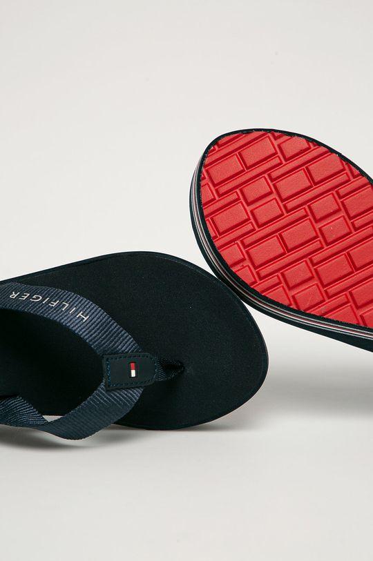 Tommy Hilfiger - Žabky  Svršek: Textilní materiál Podrážka: Umělá hmota