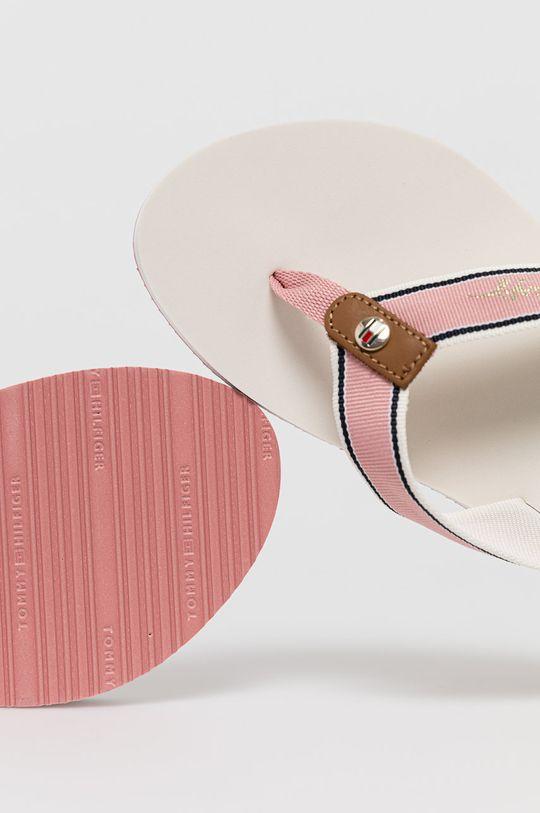 ružová Tommy Hilfiger - Žabky