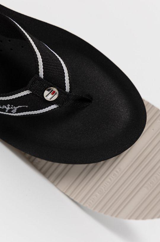 Tommy Hilfiger - Japonki Cholewka: Materiał tekstylny, Wnętrze: Materiał syntetyczny, Podeszwa: Materiał syntetyczny