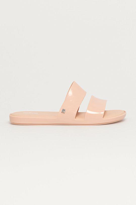 pastelově růžová Melissa - Pantofle Color Pop Dámský