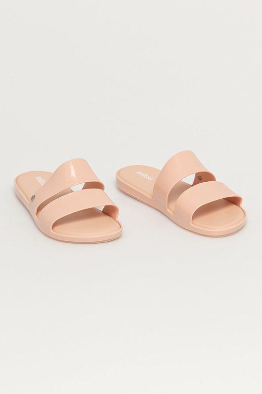 Melissa - Pantofle Color Pop pastelově růžová