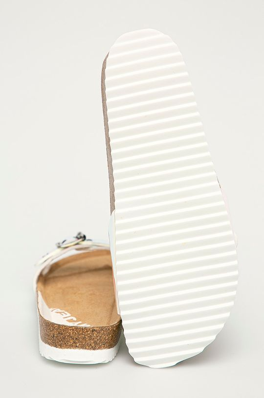 Tommy Jeans - Papuci  Gamba: Material sintetic Interiorul: Material textil, Piele intoarsa Talpa: Material sintetic