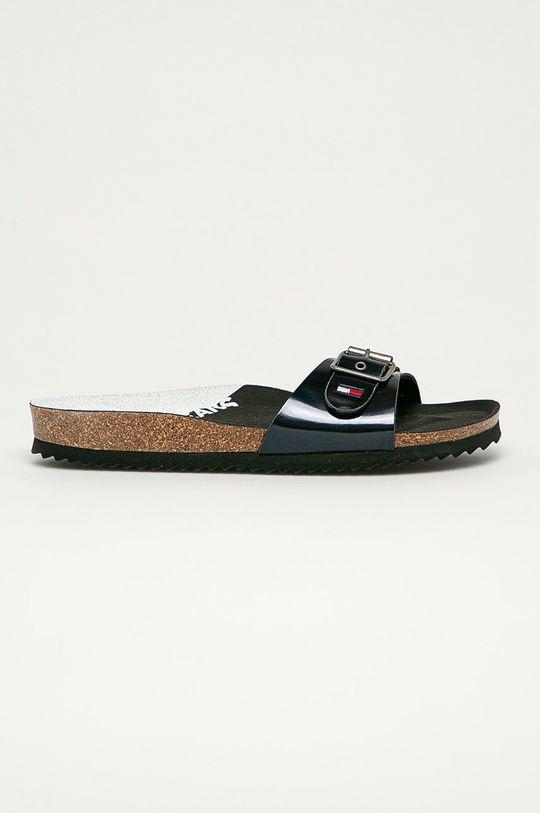 negru Tommy Jeans - Papuci De femei
