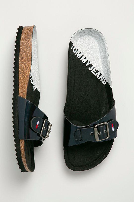 negru Tommy Jeans - Papuci