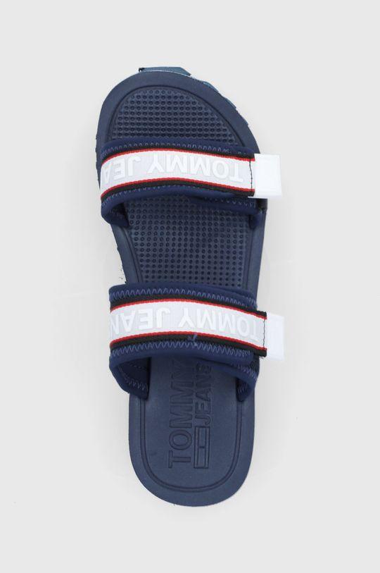 granatowy Tommy Jeans - Sandały