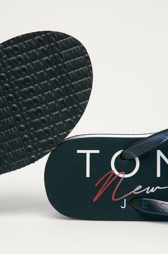 Tommy Jeans - Žabky  Svršek: Umělá hmota Vnitřek: Umělá hmota Podrážka: Umělá hmota