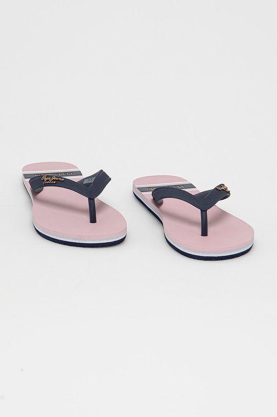 Pepe Jeans - Japonki Bay Beach Woman pastelowy różowy