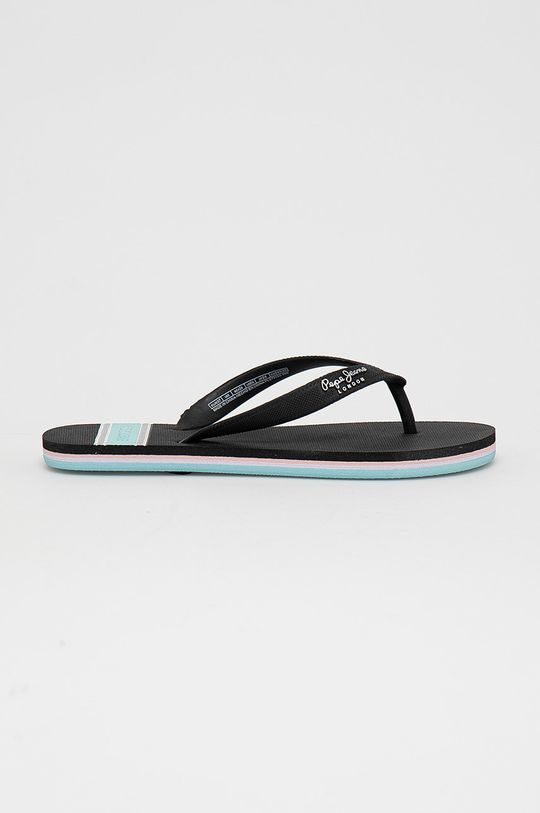 negru Pepe Jeans - Slapi Bay Beach Woman De femei