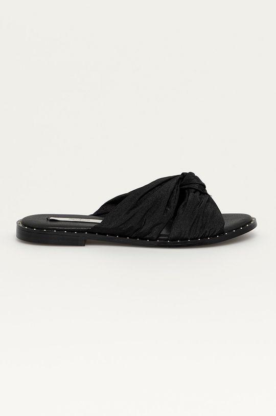 černá Pepe Jeans - Pantofle Hayes Nacked Dámský
