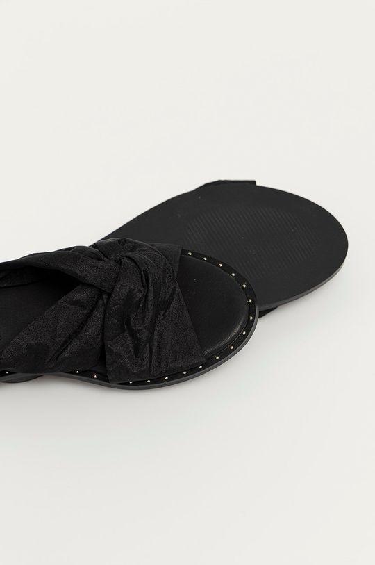 Pepe Jeans - Pantofle Hayes Nacked  Svršek: Textilní materiál Vnitřek: Umělá hmota, Textilní materiál Podrážka: Umělá hmota