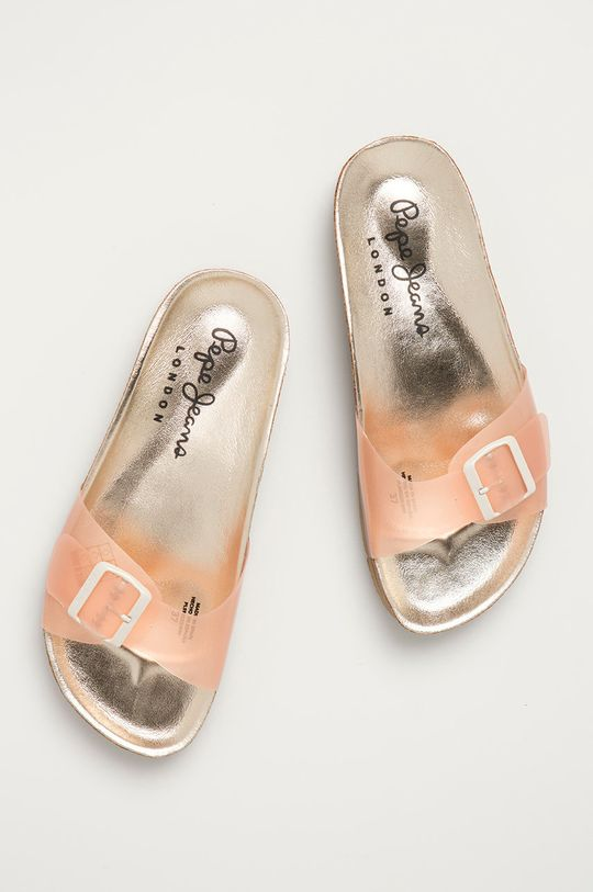 ružová Pepe Jeans - Šľapky Oban