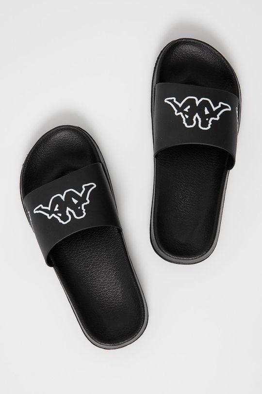 Kappa - Šľapky čierna