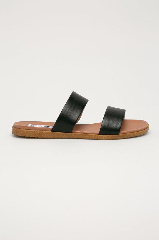 černá Steve Madden - Pantofle Dual Dámský