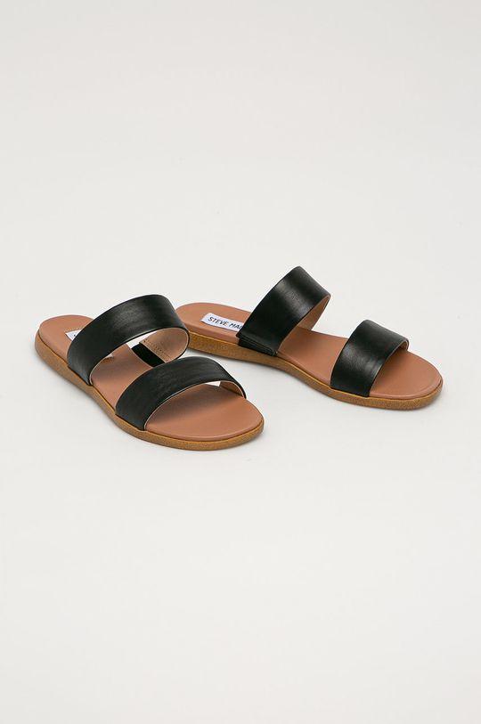 Steve Madden - Pantofle Dual černá