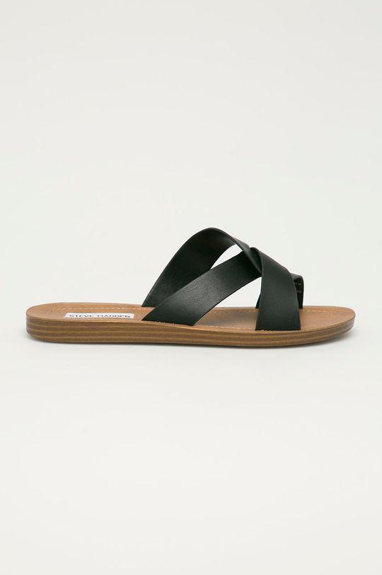 černá Steve Madden - Pantofle Realm Dámský