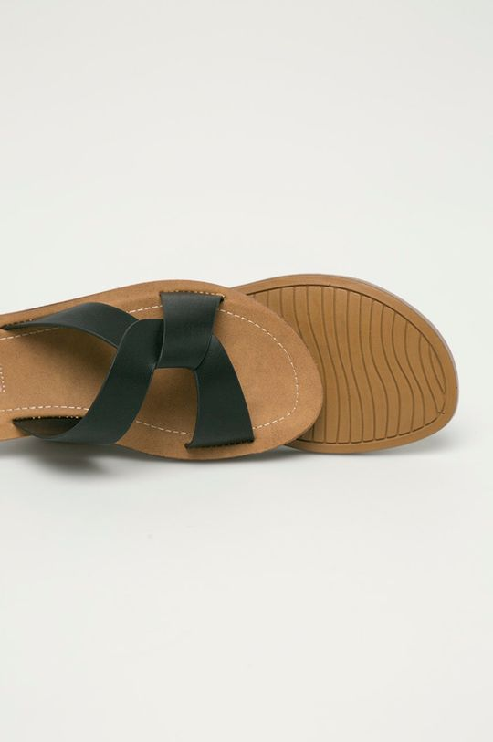 Steve Madden - Pantofle Realm  Umělá hmota