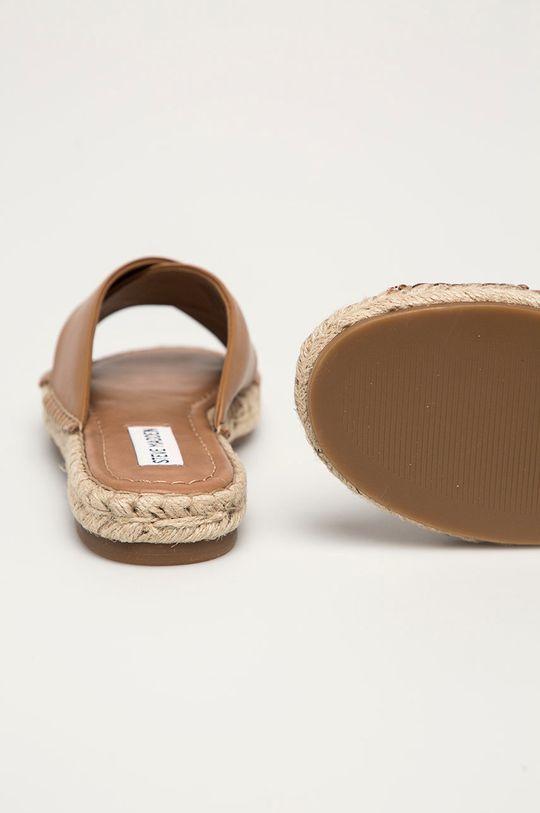 Steve Madden - Kožené pantofle Zapper  Svršek: Přírodní kůže Vnitřek: Přírodní kůže Podrážka: Umělá hmota