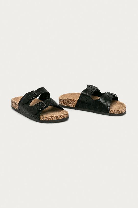 Lee Cooper - Pantofle černá