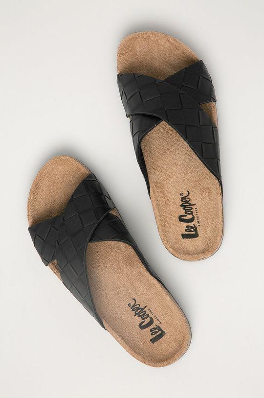 černá Lee Cooper - Pantofle