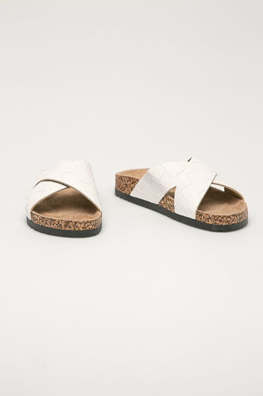 Lee Cooper - Pantofle bílá