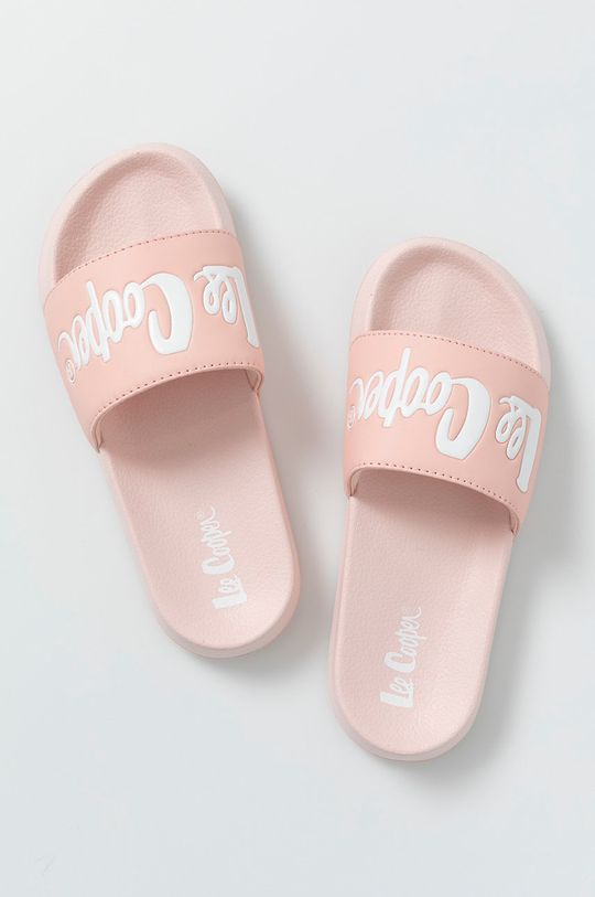 Lee Cooper - Pantofle růžová