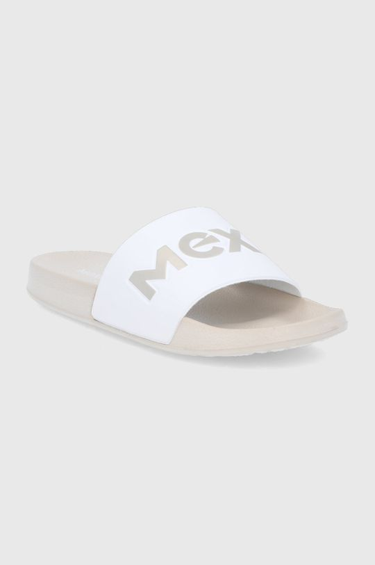 Mexx - Pantofle béžová