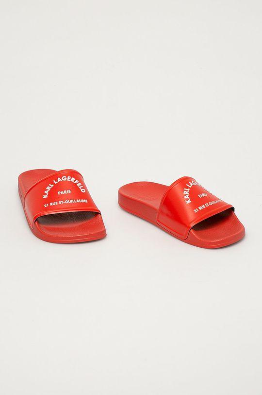 Karl Lagerfeld - Papuci portocaliu
