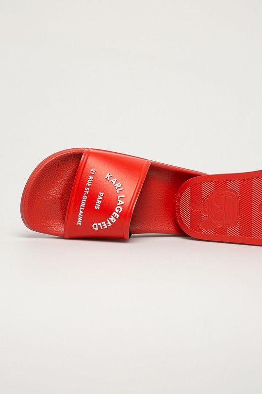 Karl Lagerfeld - Papuci  Material sintetic