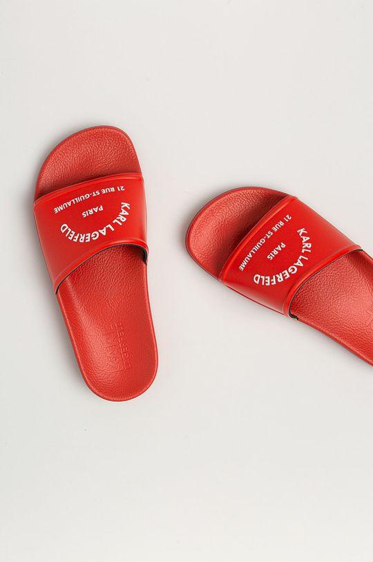 portocaliu Karl Lagerfeld - Papuci
