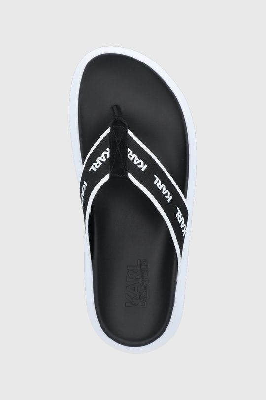 negru Karl Lagerfeld - Slapi