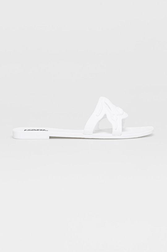 fehér Karl Lagerfeld - Papucs Női