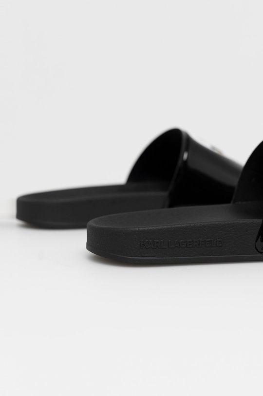 Karl Lagerfeld - Pantofle  Umělá hmota