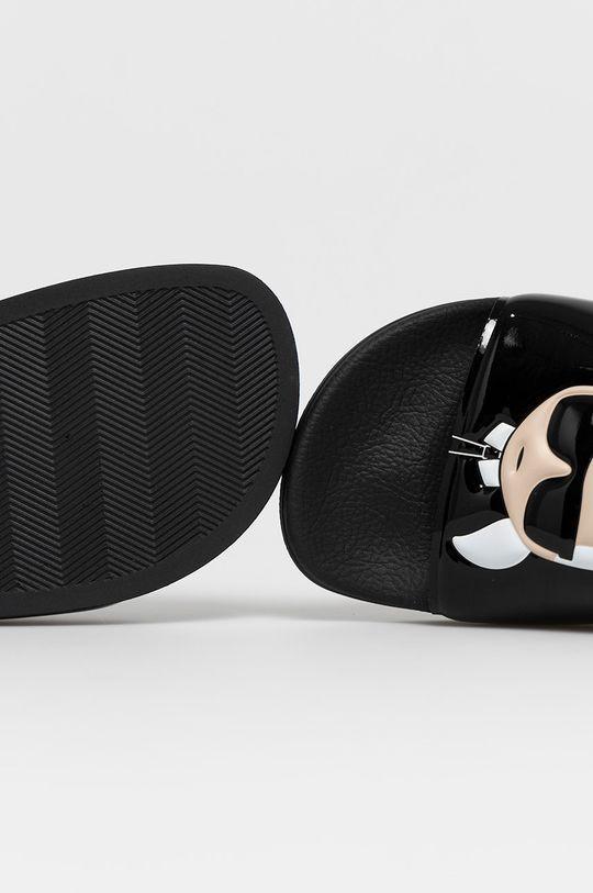 černá Karl Lagerfeld - Pantofle